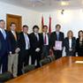 Firma de convenio de empresas adheridas al Plan Renove de la Comunidad de Madrid
