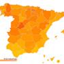 Estudio de emisiones de CO2 producidas por calefacción en las provincias españolas